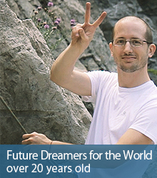 Future Dreamers for the World (over 20 years old)