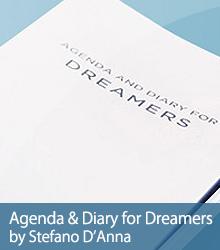 Agenda & Diary for Dreamers