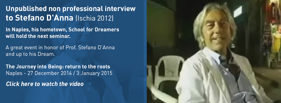 Unpublished non professional interview to Stefano D'Anna – Ischia 2012