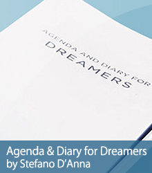 Agenda & Diary for Dreamers