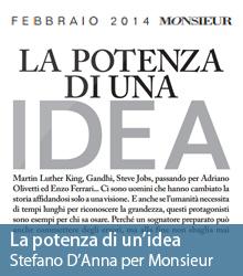 Monsieur: La Potenza di un'idea