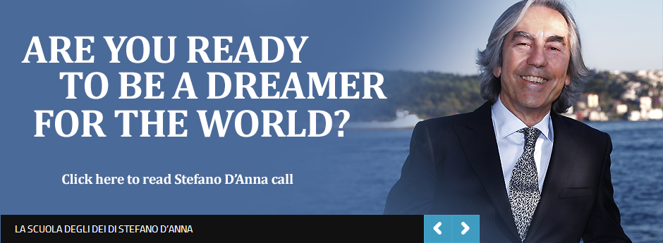 Are you ready to be a Dreamer for the World?
