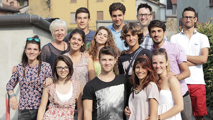 Training for Dreamers da 15 a 19 anni (13-21 Luglio 2013)