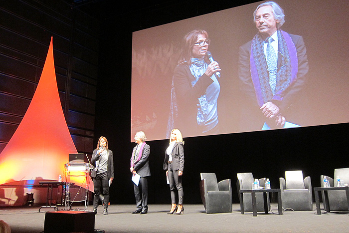 Presentazione A Dream for the World @ Terzo Forum Internazionale Quantiques Planéte (Reims – 18 Novembre 2012)